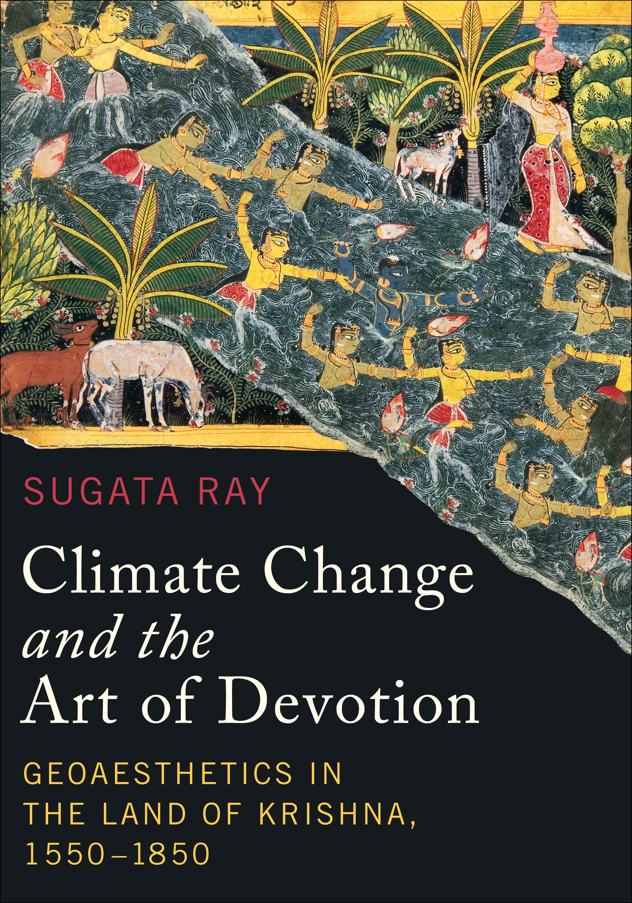 Book cover of Climate Change and the Art of Devotion